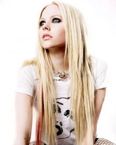 Avril Lavigne 241x300