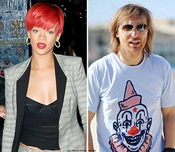 David Guetta feat Rihanna