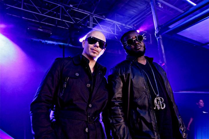 Pitbull feat T-Pain