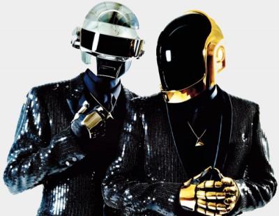 Daft Punk 400x310