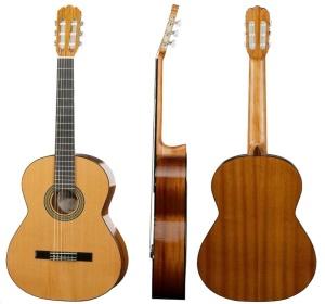 Аспекты выбора классической гитары