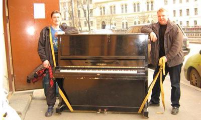 7 советов по безопасной перевозке фортепиано